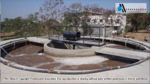 Ujjain - Effluent Treatment Plant - Erection And Comissioning